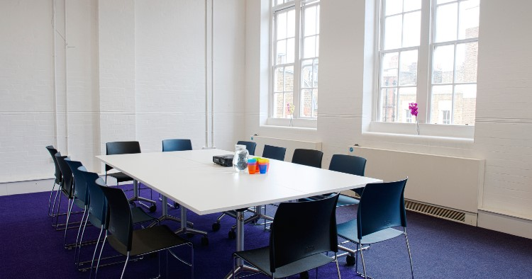 Hire The Living Room Meeting Space In Islington