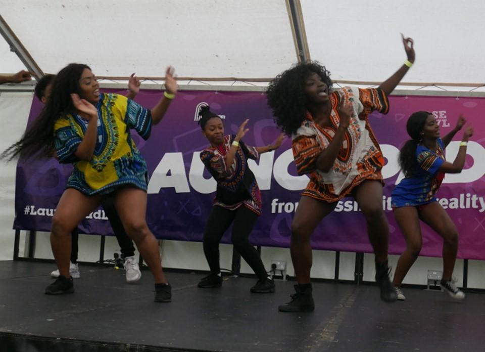 Afrobeats Dance