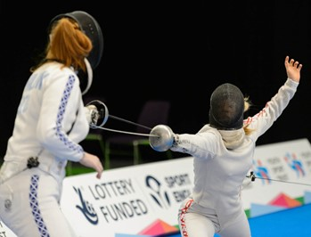 Fencing for beginners